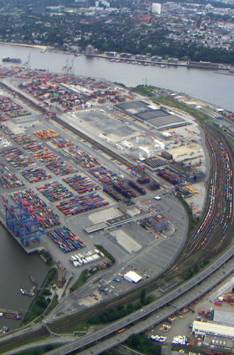 Port of Hambourg